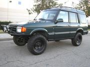 LAND ROVER DISCOVERY 1998 - Land Rover Discovery