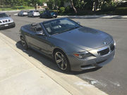 2007 BMW M6Base Convertible 2-Door